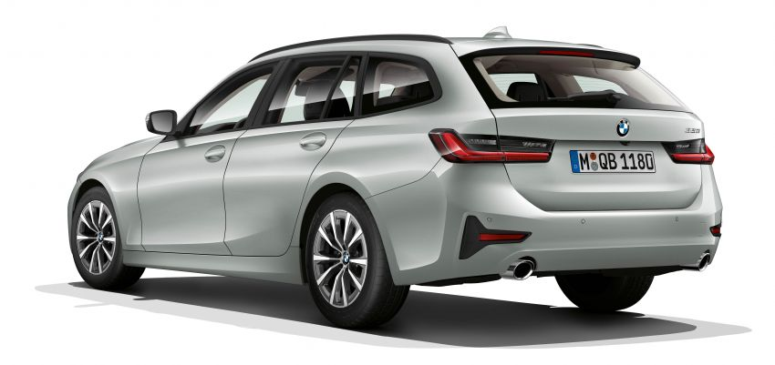 G21 BMW 3 Series Touring debuts – better practicality Image #970614