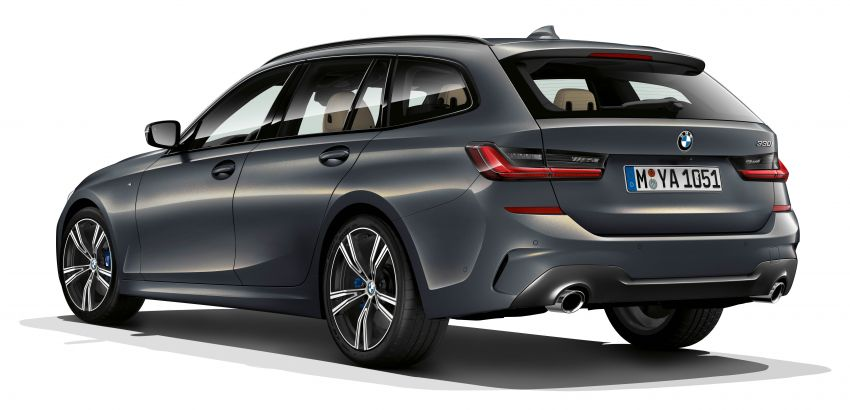 G21 BMW 3 Series Touring debuts – better practicality Image #970605