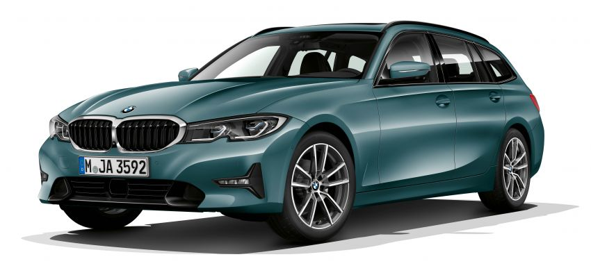 G21 BMW 3 Series Touring debuts – better practicality Image #970606