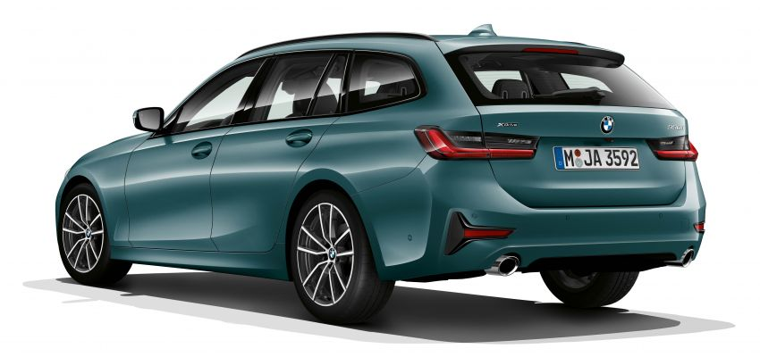 G21 BMW 3 Series Touring debuts – better practicality Image #970607