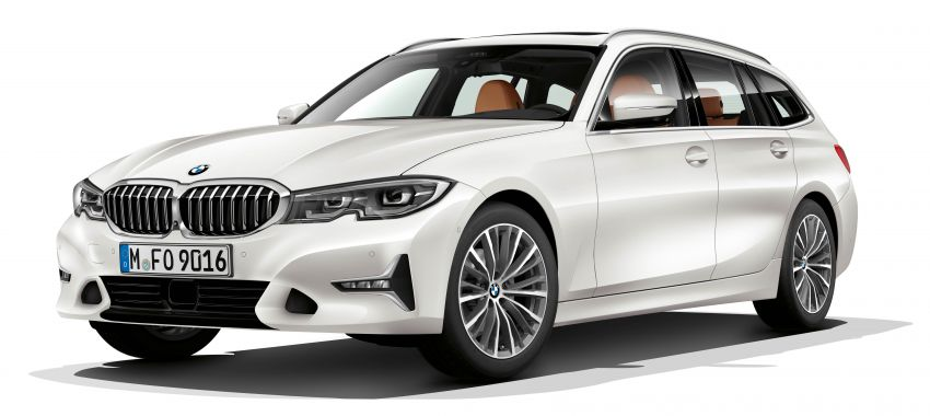 G21 BMW 3 Series Touring debuts – better practicality Image #970608