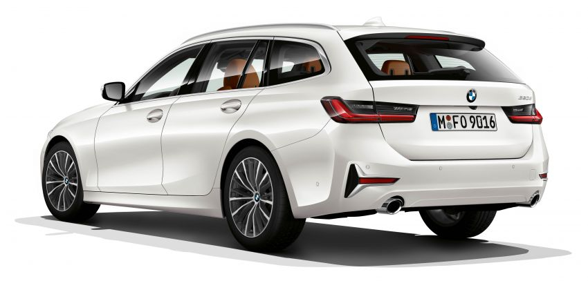 G21 BMW 3 Series Touring debuts – better practicality Image #970609