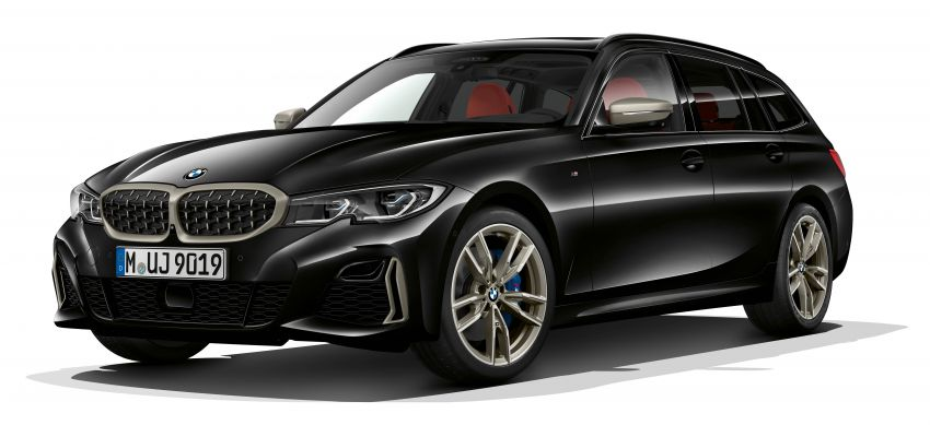 G21 BMW 3 Series Touring debuts – better practicality Image #970610