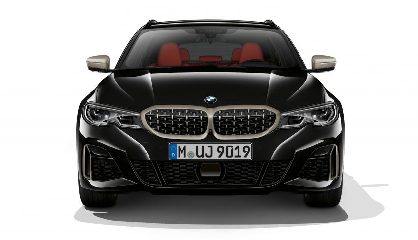 G21 BMW 3 Series Touring debuts – better practicality Image #970611