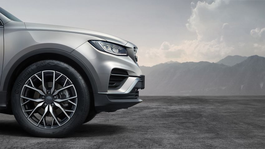 Geely Boyue Pro revealed – SUV gets a major styling update; new GKUI 19 infotainment system; 1.5L turbo Image #978032