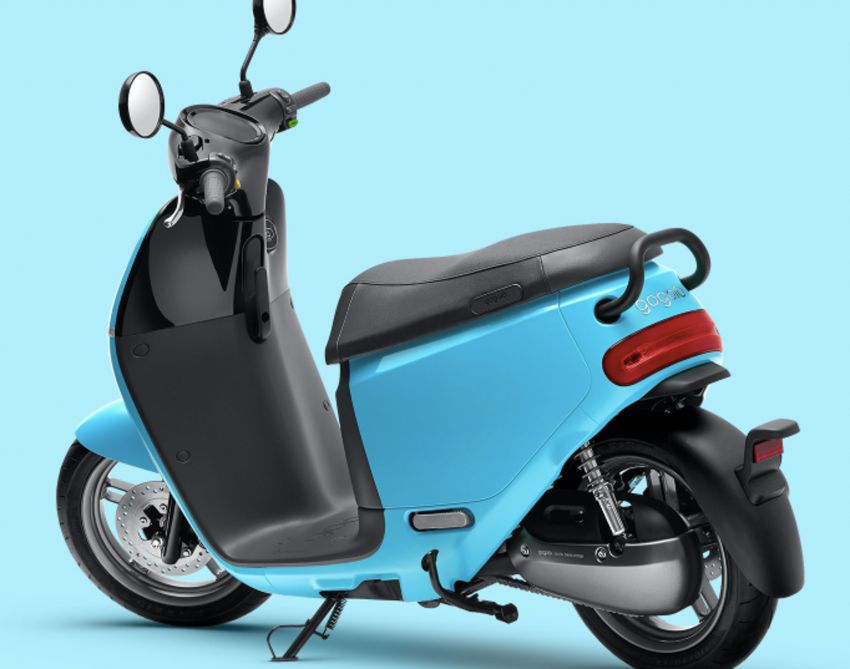 Yamaha uses Gogoro drive tech for EC-05 electric scooter in Taiwan, August 2019 release date Image #970121