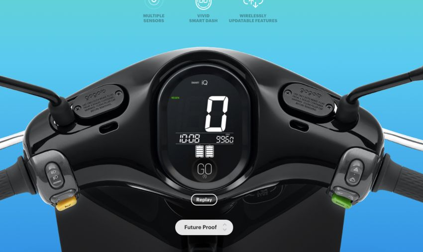 Yamaha uses Gogoro drive tech for EC-05 electric scooter in Taiwan, August 2019 release date Image #970135