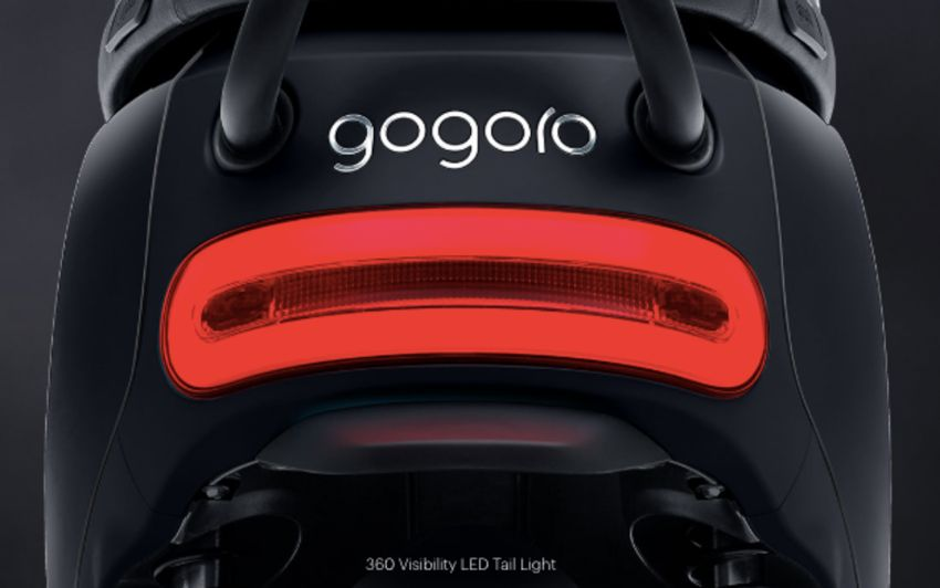 Yamaha uses Gogoro drive tech for EC-05 electric scooter in Taiwan, August 2019 release date Image #970138