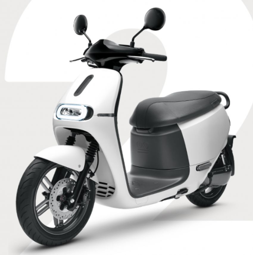 Yamaha uses Gogoro drive tech for EC-05 electric scooter in Taiwan, August 2019 release date Image #970126