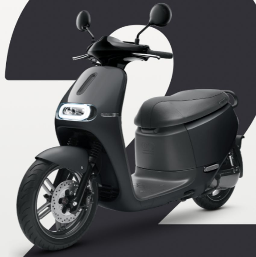 Yamaha uses Gogoro drive tech for EC-05 electric scooter in Taiwan, August 2019 release date Image #970128