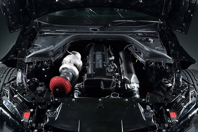 HKS Supra A90 2JZ-GTE untuk Nobuteru Taniguchi – jentera Drift 690 hp, bakal tampil di Goodwood 2019 Image #979066