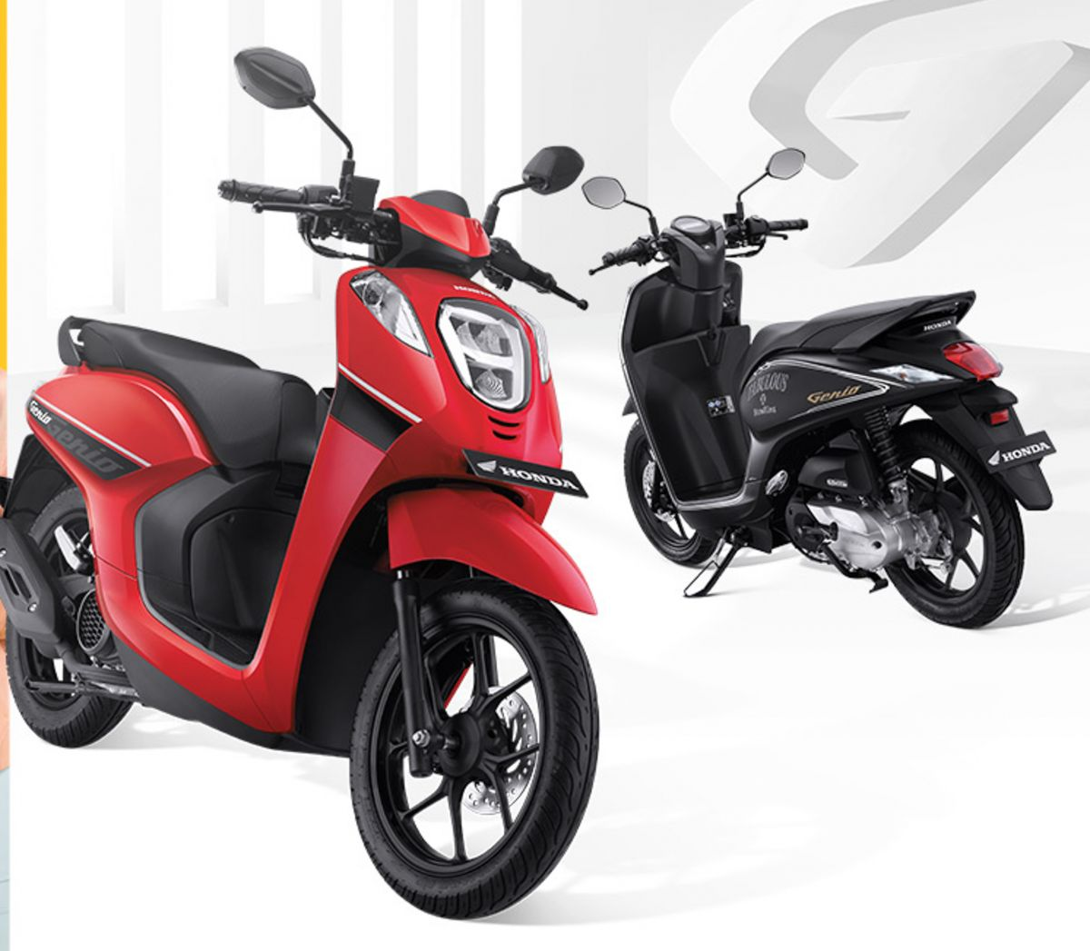 2019 Honda Genio launched in Indonesia - RM5,039
