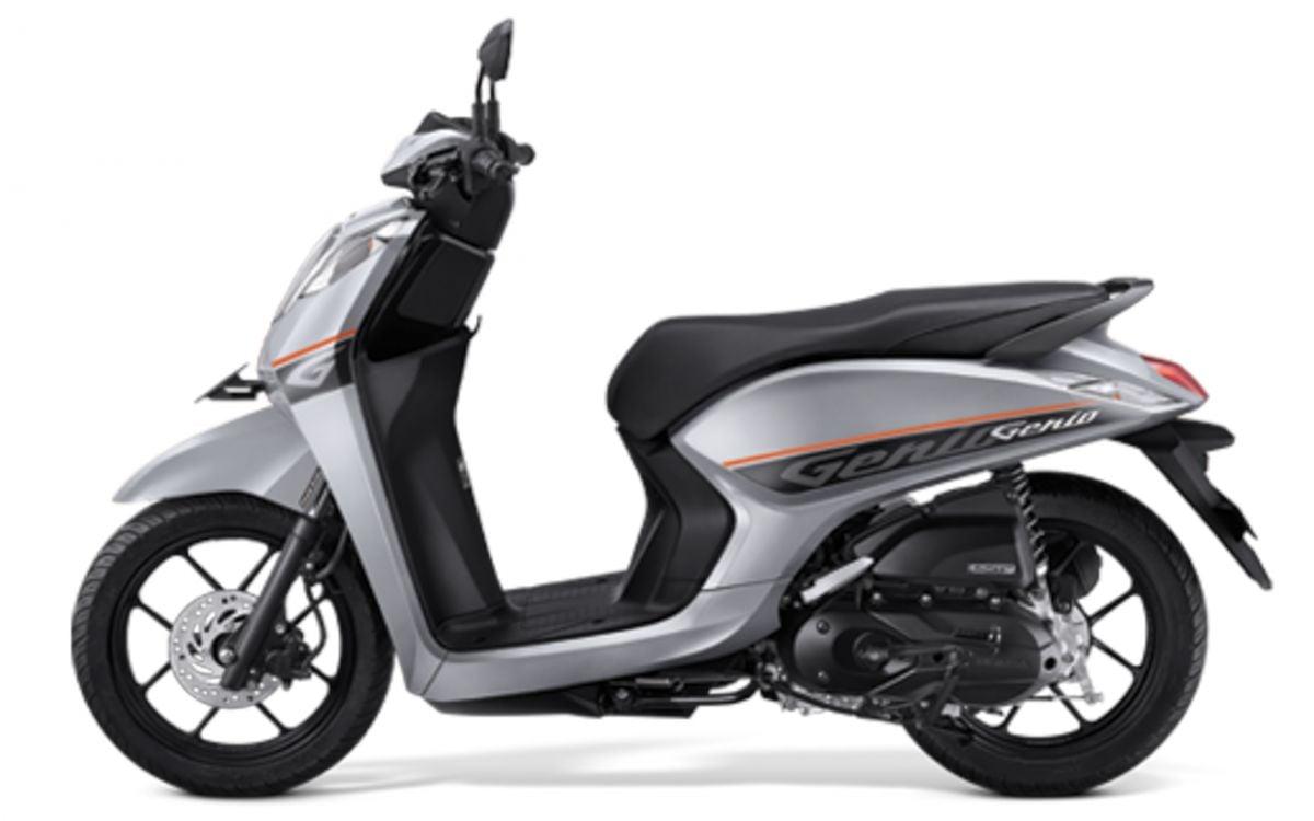 Honda Genio Dilancar Di Indonesia