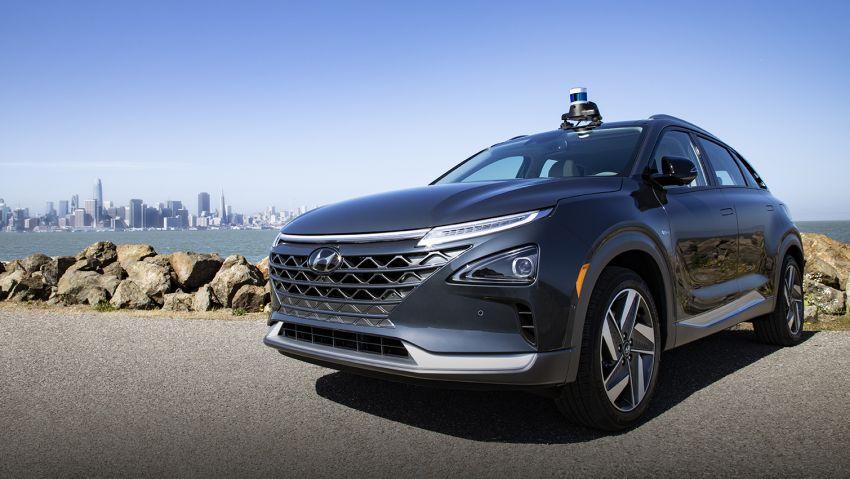 Hyundai, Kia add Aurora autonomous tech investment Image #973104