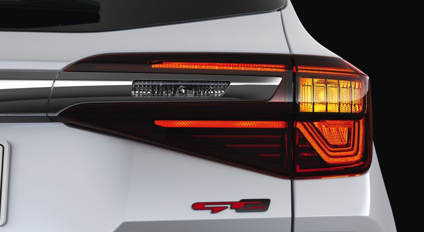 Kia Seltos – SUV segmen-B global diperkenalkan Image #974768