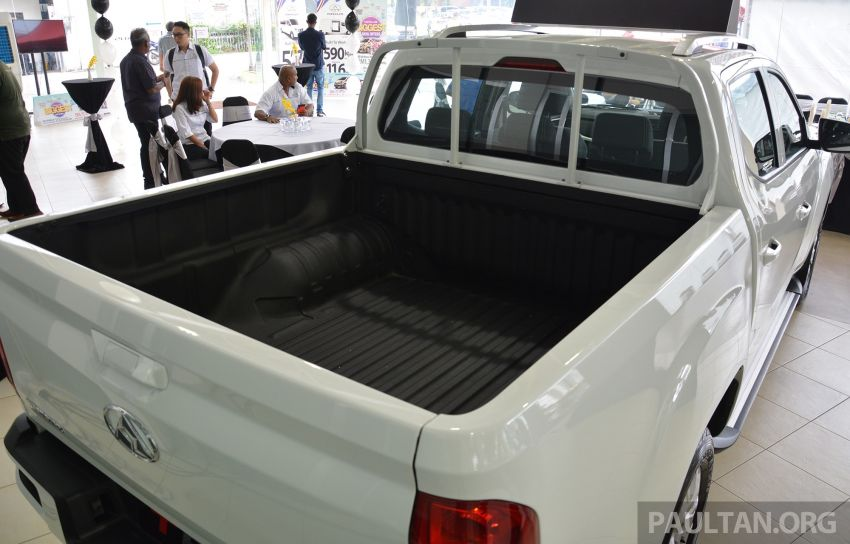 Maxus T60 pick-up truck open for booking in Malaysia – RM99k OTR for top-spec 2.8L AT, first batch CBU Image #978656