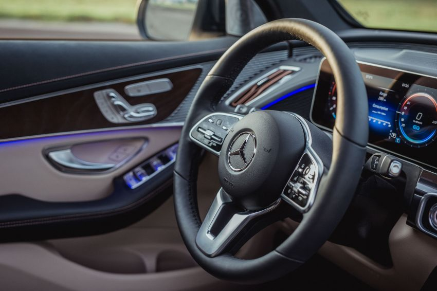 Mercedes-Benz EQC EV previewed in M'sia – 402 hp, 765 Nm, 417 km range, coming 2020 from RM600k est Image #971340