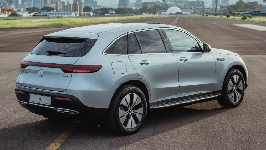 Mercedes-Benz EQC EV previewed in Malaysia – 402 hp, 765 Nm, 417 km range, coming 2020 fr RM600k est Image #971405