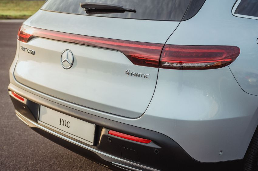 Mercedes-Benz EQC EV previewed in M'sia – 402 hp, 765 Nm, 417 km range, coming 2020 from RM600k est Image #971332