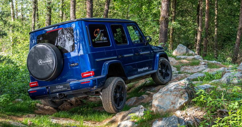 Mercedes G-Class 'Stronger Than Time' Edition debuts Image #973033