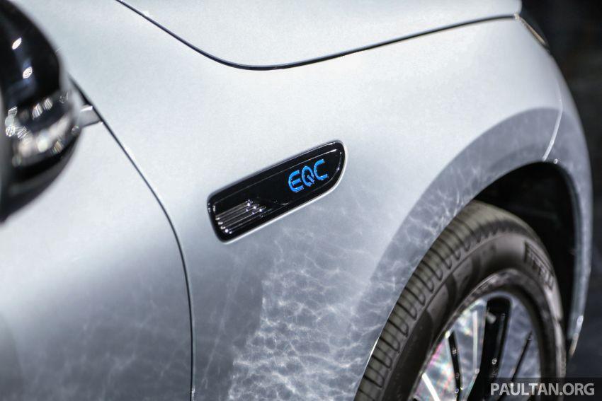 Mercedes-Benz EQC dipamerkan di M'sia – 408 hp/765 Nm, tempahan tahun 2020, anggaran dari RM600k Image #971515