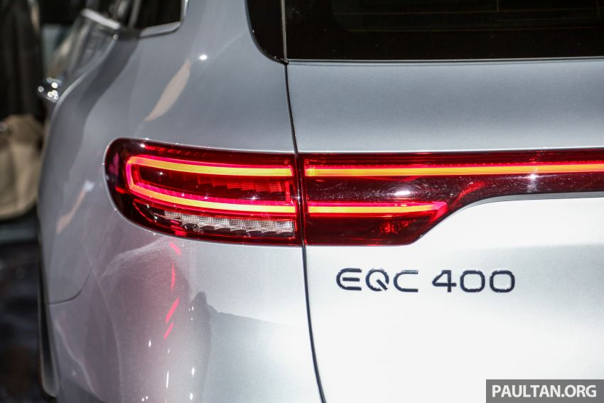 Mercedes-Benz EQC EV previewed in M'sia – 402 hp, 765 Nm, 417 km range, coming 2020 from RM600k est Image #971654