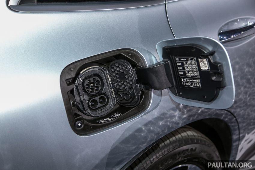 Mercedes-Benz EQC dipamerkan di M'sia – 408 hp/765 Nm, tempahan tahun 2020, anggaran dari RM600k Image #971528