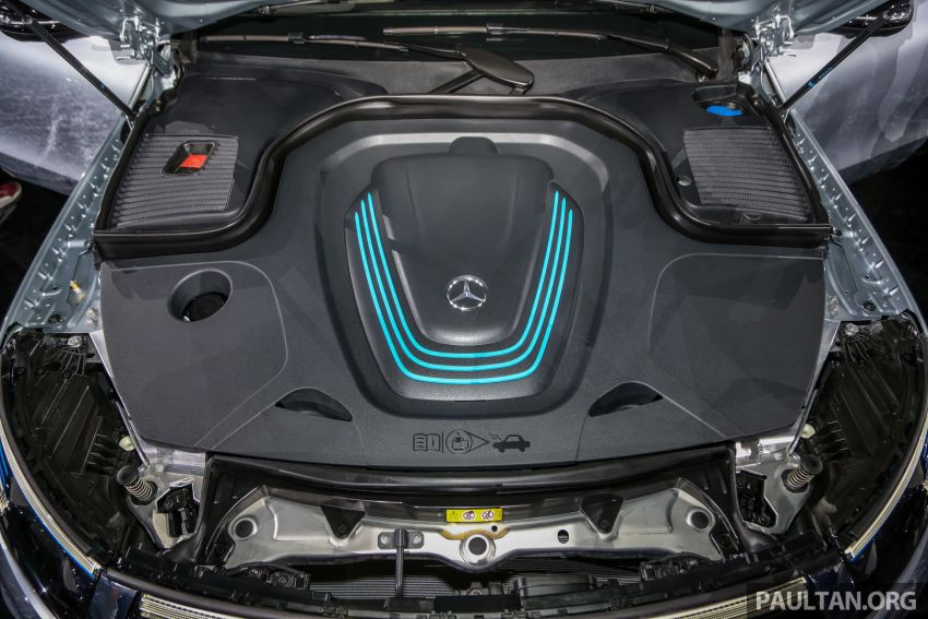 Mercedes-Benz EQC dipamerkan di M'sia – 408 hp/765 Nm, tempahan tahun 2020, anggaran dari RM600k Image #971531