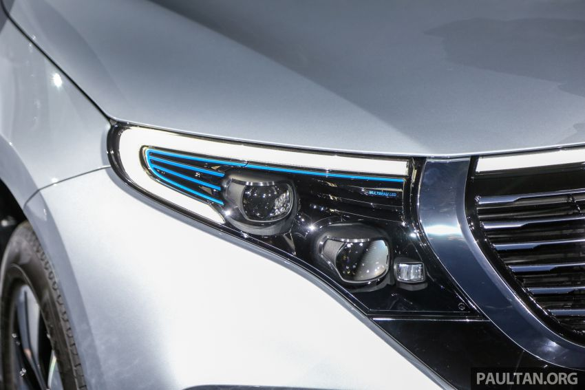 Mercedes-Benz EQC EV previewed in M'sia – 402 hp, 765 Nm, 417 km range, coming 2020 from RM600k est Image #971638