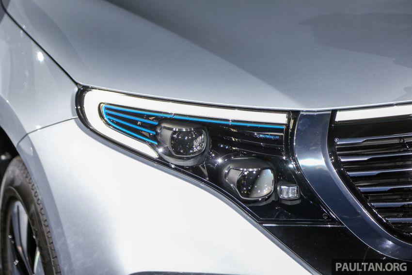 Mercedes-Benz EQC dipamerkan di M'sia – 408 hp/765 Nm, tempahan tahun 2020, anggaran dari RM600k Image #971507