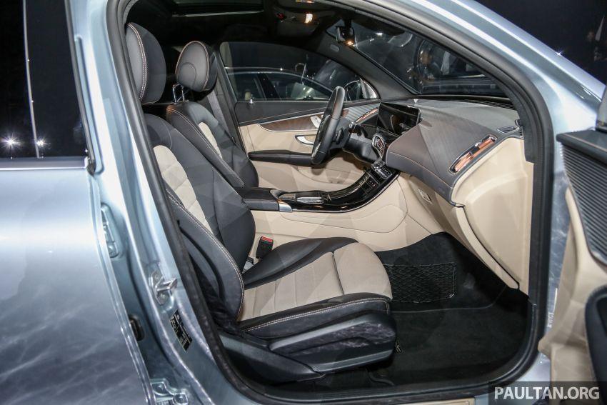 Mercedes-Benz EQC dipamerkan di M'sia – 408 hp/765 Nm, tempahan tahun 2020, anggaran dari RM600k Image #971589