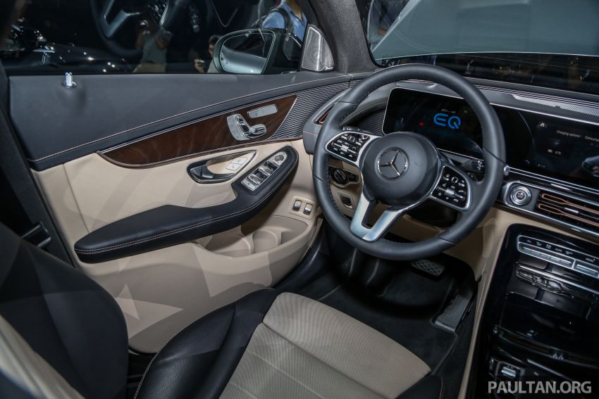 Mercedes-Benz EQC EV previewed in M'sia – 402 hp, 765 Nm, 417 km range, coming 2020 from RM600k est Image #971669