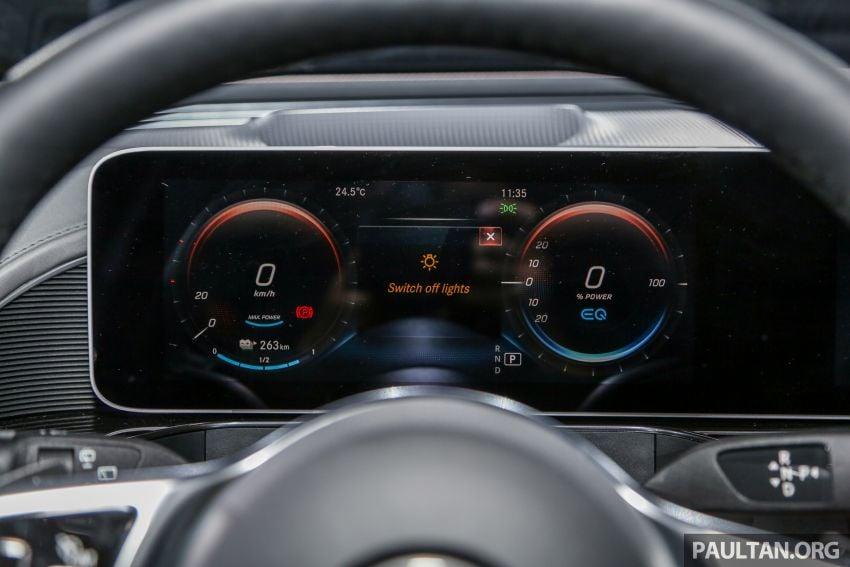 Mercedes-Benz EQC dipamerkan di M'sia – 408 hp/765 Nm, tempahan tahun 2020, anggaran dari RM600k Image #971549