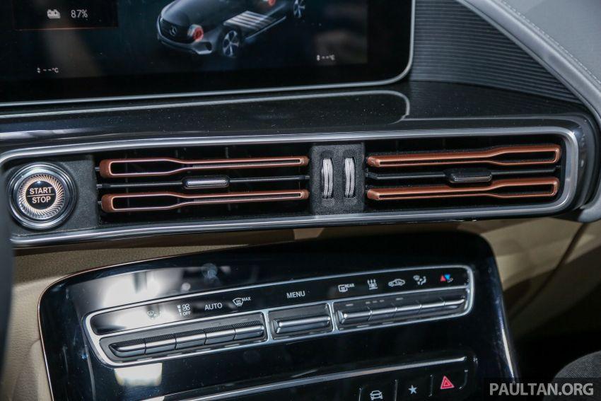 Mercedes-Benz EQC dipamerkan di M'sia – 408 hp/765 Nm, tempahan tahun 2020, anggaran dari RM600k Image #971557