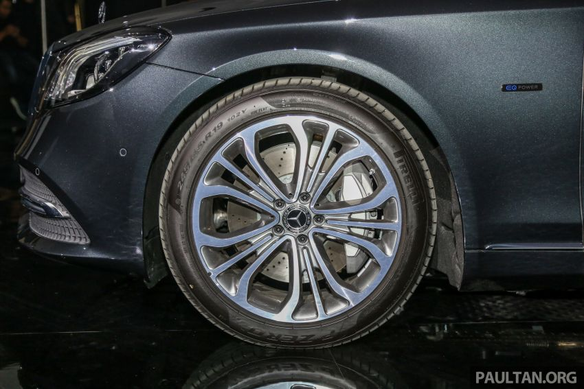 W222 Mercedes-Benz S560e PHEV in Malaysia – 469 hp and 700 Nm, 50 km all-electric range, RM658,888 Image #971544