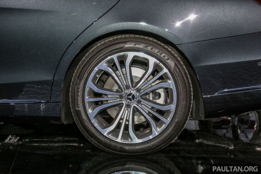 W222 Mercedes-Benz S560e PHEV in Malaysia – 469 hp and 700 Nm, 50 km all-electric range, RM658,888 Image #971555