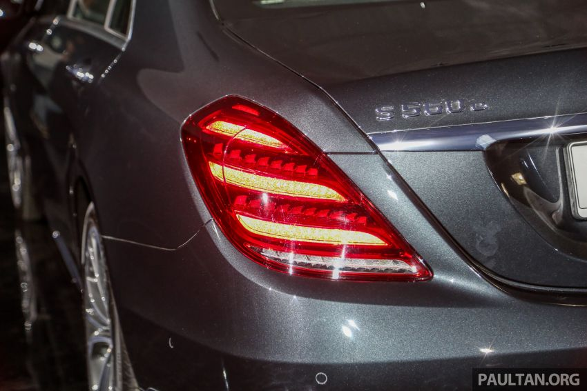 W222 Mercedes-Benz S560e PHEV in Malaysia – 469 hp and 700 Nm, 50 km all-electric range, RM658,888 Image #971558