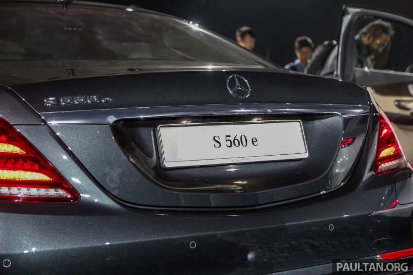 W222 Mercedes-Benz S560e PHEV in Malaysia – 469 hp and 700 Nm, 50 km all-electric range, RM658,888 Image #971563