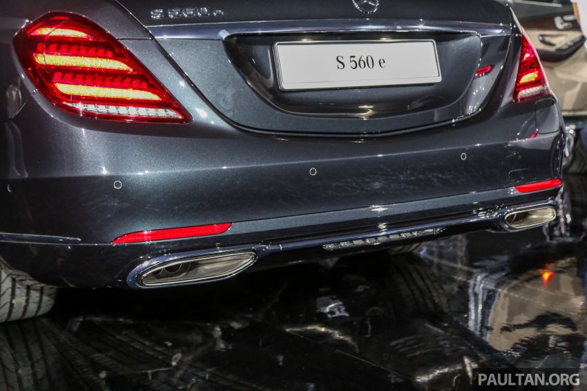 W222 Mercedes-Benz S560e PHEV in Malaysia – 469 hp and 700 Nm, 50 km all-electric range, RM658,888 Image #971564