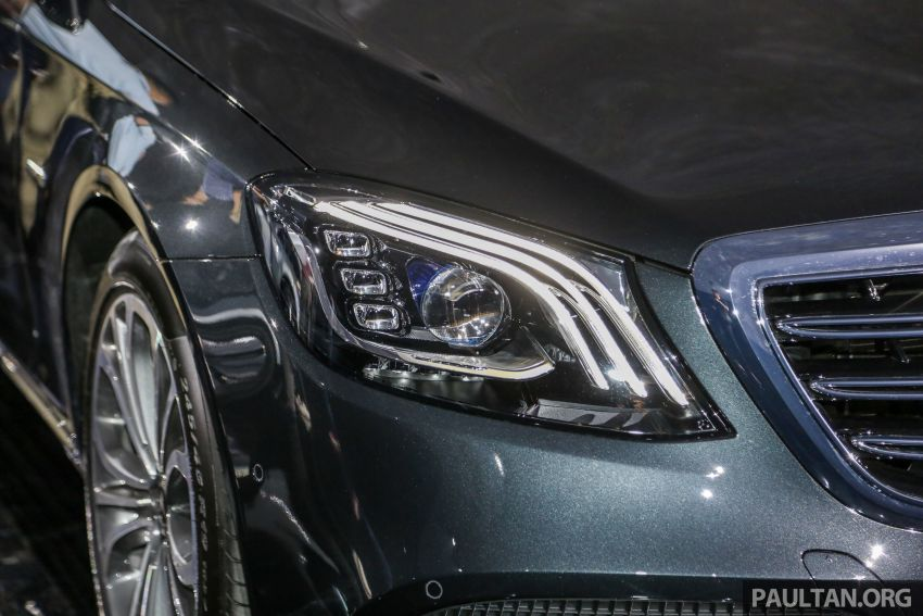 W222 Mercedes-Benz S560e PHEV in Malaysia – 469 hp and 700 Nm, 50 km all-electric range, RM658,888 Image #971538