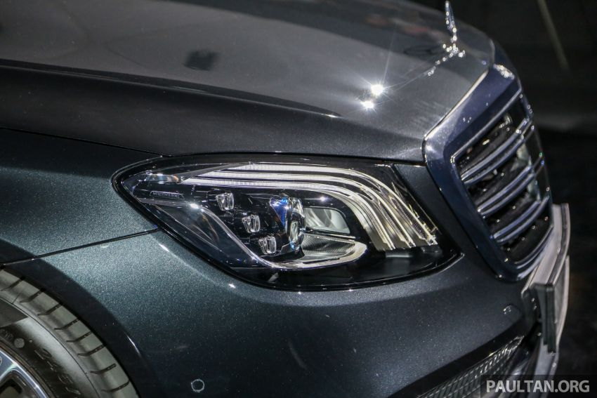 W222 Mercedes-Benz S560e PHEV in Malaysia – 469 hp and 700 Nm, 50 km all-electric range, RM658,888 Image #971539