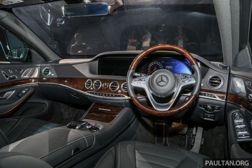 W222 Mercedes-Benz S560e PHEV in Malaysia – 469 hp and 700 Nm, 50 km all-electric range, RM658,888 Image #971592