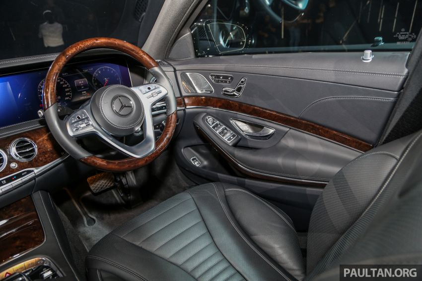 W222 Mercedes-Benz S560e PHEV in Malaysia – 469 hp and 700 Nm, 50 km all-electric range, RM658,888 Image #971593