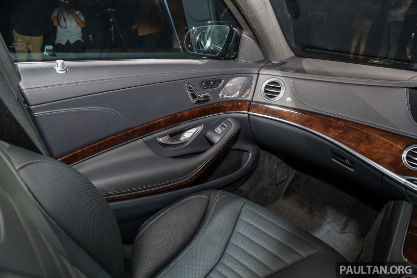 W222 Mercedes-Benz S560e PHEV in Malaysia – 469 hp and 700 Nm, 50 km all-electric range, RM658,888 Image #971595