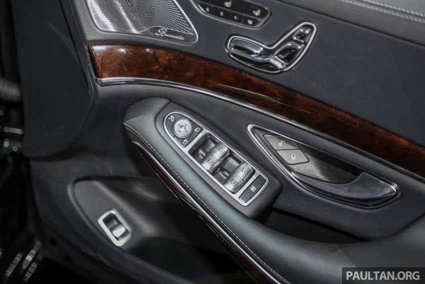 W222 Mercedes-Benz S560e PHEV in Malaysia – 469 hp and 700 Nm, 50 km all-electric range, RM658,888 Image #971599