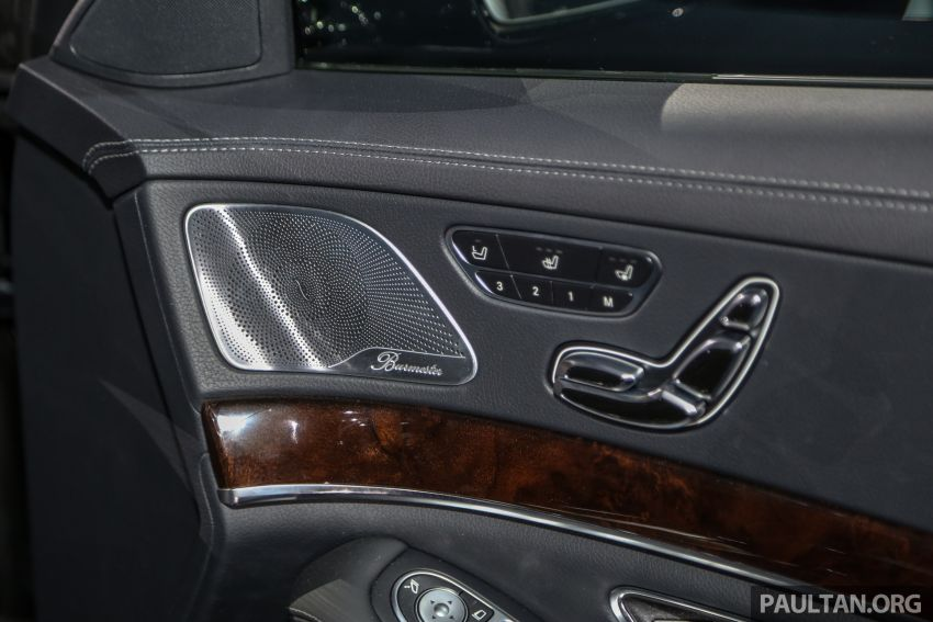 W222 Mercedes-Benz S560e PHEV in Malaysia – 469 hp and 700 Nm, 50 km all-electric range, RM658,888 Image #971600