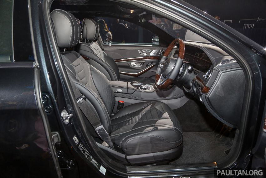 W222 Mercedes-Benz S560e PHEV in Malaysia – 469 hp and 700 Nm, 50 km all-electric range, RM658,888 Image #971601