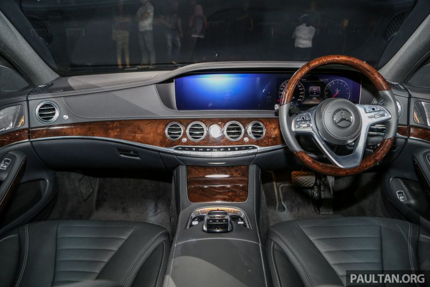 W222 Mercedes-Benz S560e PHEV in Malaysia – 469 hp and 700 Nm, 50 km all-electric range, RM658,888 Image #971573