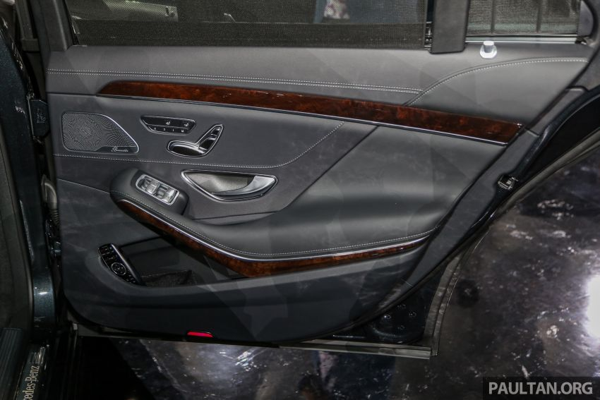 W222 Mercedes-Benz S560e PHEV in Malaysia – 469 hp and 700 Nm, 50 km all-electric range, RM658,888 Image #971607