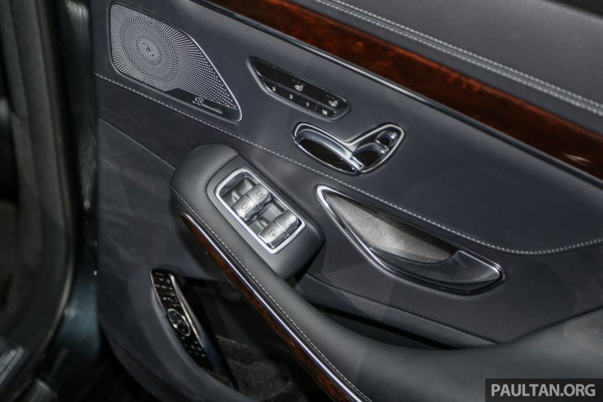 W222 Mercedes-Benz S560e PHEV in Malaysia – 469 hp and 700 Nm, 50 km all-electric range, RM658,888 Image #971608